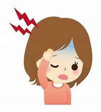 頭痛で頭が痛いよ