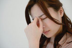 不眠症による体の疲れ